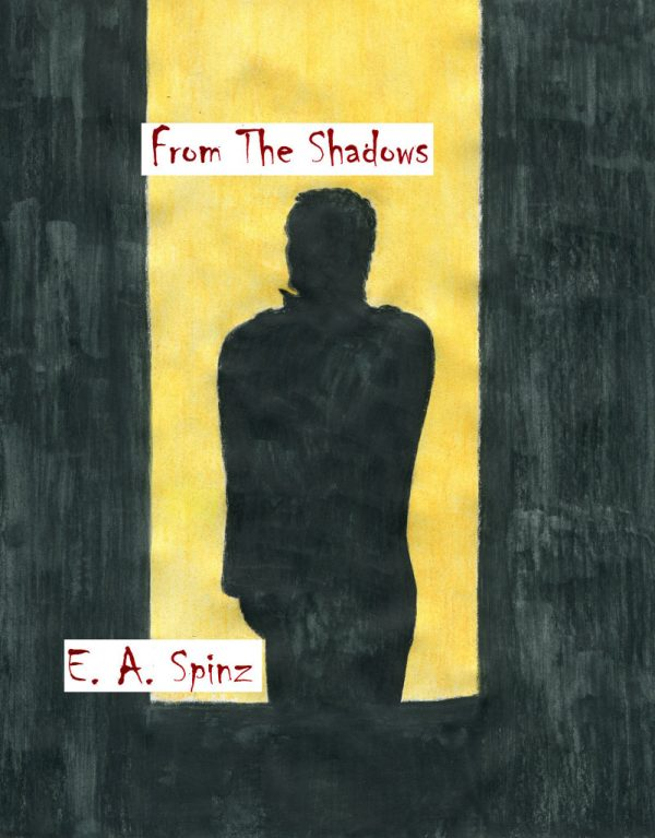 From Shadows Spinz novel suspense romance Christian