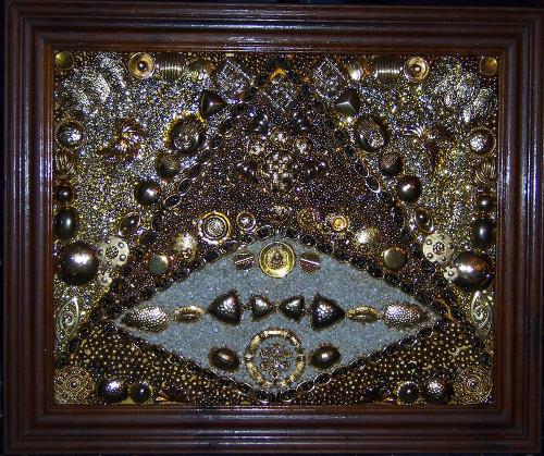 Golden Symmetry multimedia fine art